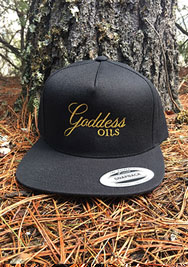 goddess olis hat