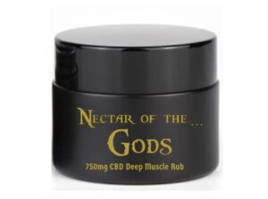 nectar of the gods CBD for Muscle Soreness